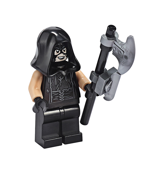 LEGO Harry Potter Buckbeack Executioner