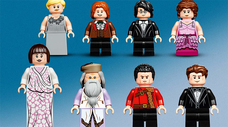LEGO Harry Potter Minifigures 2019 Featured 800 445