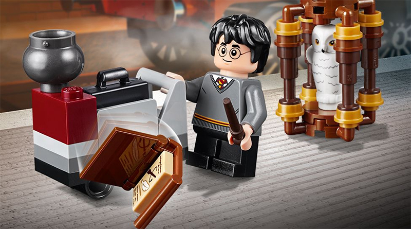 LEGO Harry Potter 30407 Harrys Journey To Hogwarts Featured 800 445