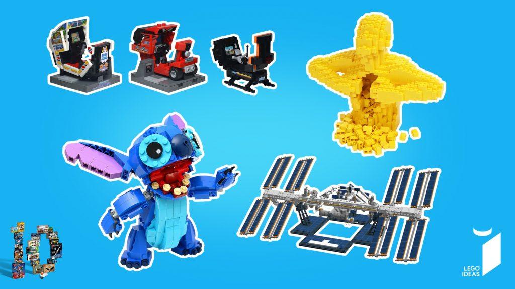 LEGO Ideas 10 Year Vote 1024x575