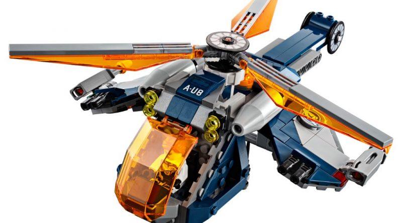 LEGO Marvel 76144 Avengers Hulk Helicopter 19 800x445