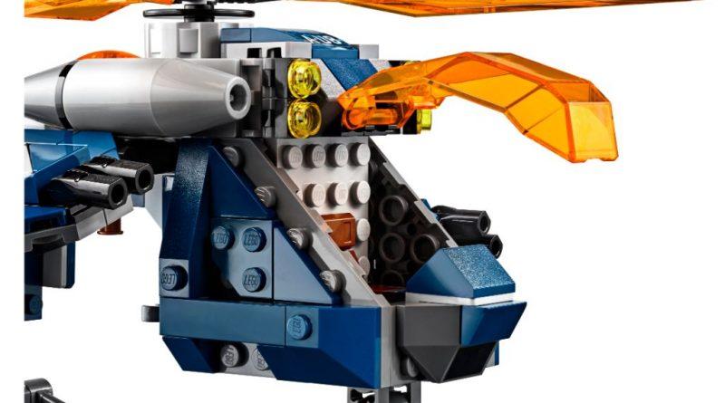 LEGO Marvel 76144 Avengers Hulk Helicopter 33