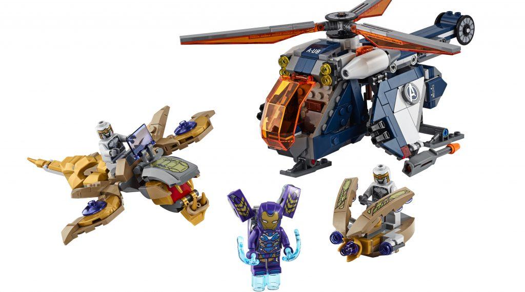 LEGO Marvel 76144 Avengers Hulk Helicopter Featured 800 445