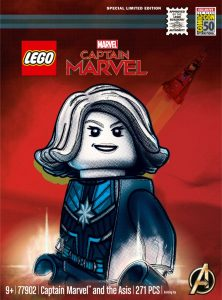 LEGO Marvel 77902 Captain Marvel And The Asis 3 222x300