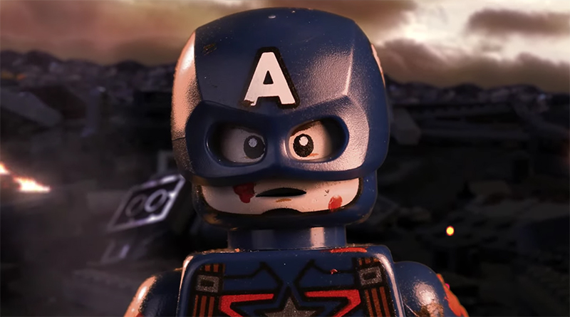 LEGO Marvel Avengers Endgame Brick Film Featured 800 445