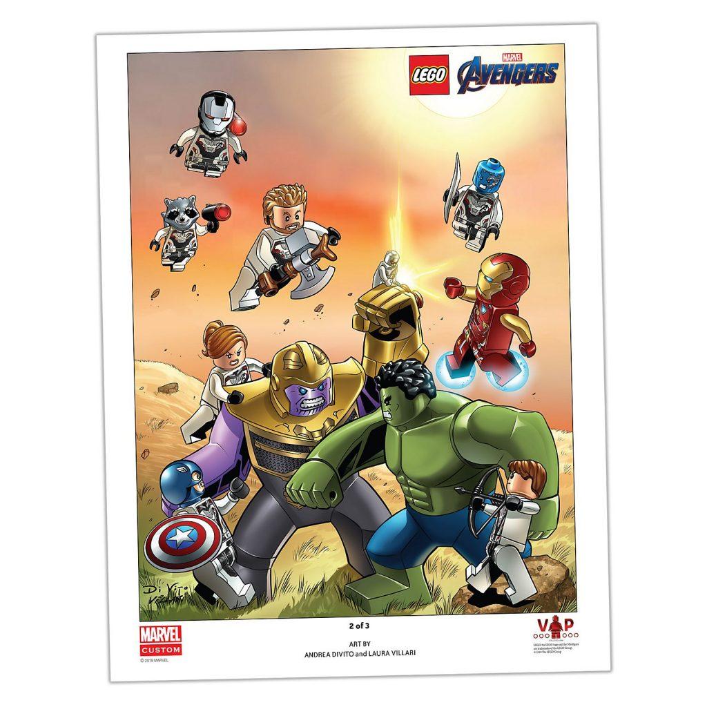 LEGO Marvel Endgame Print 2 1024x1024