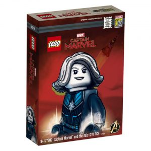 LEGO Marvel San Diego Captain MArvel Exclusive 3 300x300