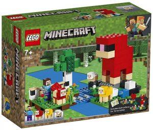 LEGO Minecraft 21153 The Wool Farm 1 300x256