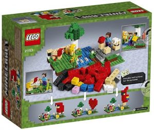 LEGO Minecraft 21153 The Wool Farm 2 300x253
