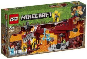 LEGO Minecraft 21154 The Blaze Bridge 1 300x206