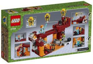 LEGO Minecraft 21154 The Blaze Bridge 2 300x207