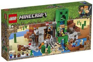 LEGO Minecraft 21155 The Creeper Mine 1 300x201
