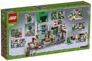 LEGO Minecraft 21155 The Creeper Mine 2 300x201