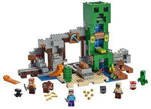 LEGO Minecraft 21155 The Creeper Mine 3 300x217