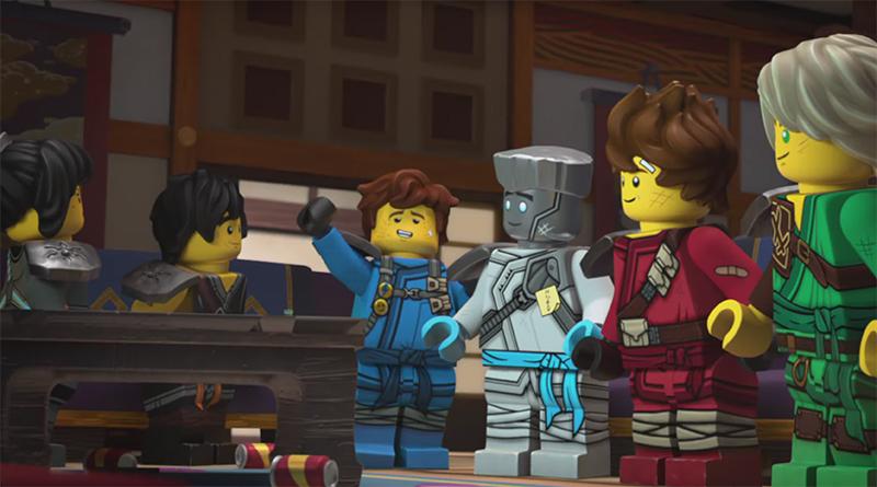 LEGO NINJAGO Season 11 Story Trailer Featured 800 445