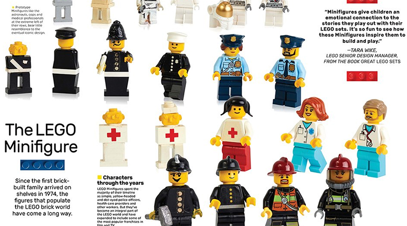 LEGO Newsweek Special Featured 800 445