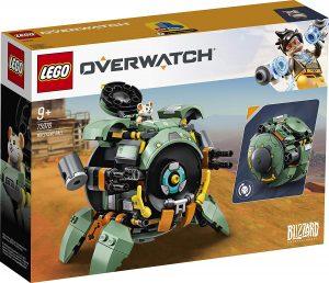 LEGO Overwatch 75976 Wrecking Ball 1 300x258