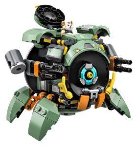 LEGO Overwatch 75976 Wrecking Ball 2 280x300