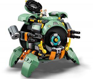 LEGO Overwatch 75976 Wrecking Ball 4 300x255