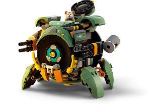 LEGO Overwatch 75976 Wrecking Ball 5 300x207