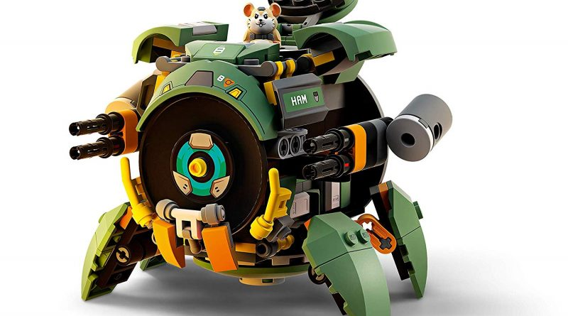 LEGO Overwatch 75976 Wrecking Ball 5 800x445