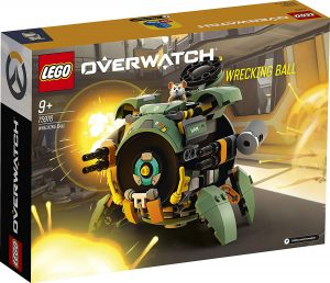 LEGO Overwatch 75976 Wrecking Ball 6 300x258