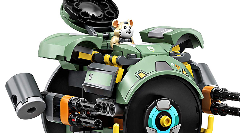 LEGO Overwatch 75976 Wrecking Ball Featured 800 445