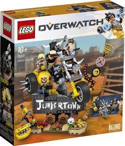LEGO Overwatch 75977 Junkrat Roadhog 1 257x300