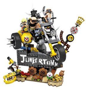 LEGO Overwatch 75977 Junkrat Roadhog 2 295x300
