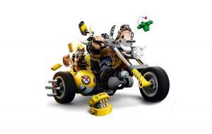 LEGO Overwatch 75977 Junkrat Roadhog 6 300x190