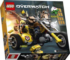 LEGO Overwatch 75977 Junkrat Roadhog 7 300x257
