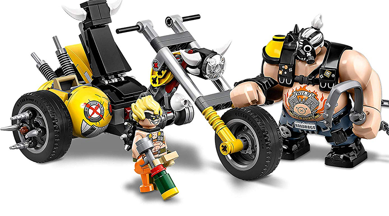 LEGO Overwatch 75977 Junkrat Roadhog Featured 800 445