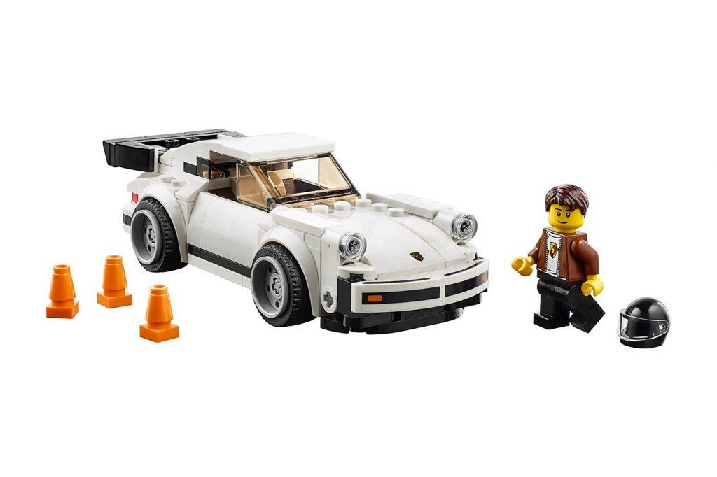LEGO Speed Champions 75895 1974 Porsche 911 Turbo 4