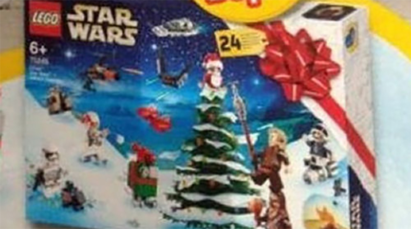 LEGO Star Wars 75245 Advent Calendar Featured 800 445