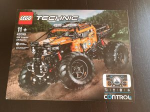LEGO Technic 42099 4x4 Xtreme Off Roader 1 300x224