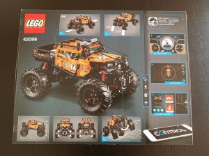 LEGO Technic 42099 4x4 Xtreme Off Roader 2 300x224