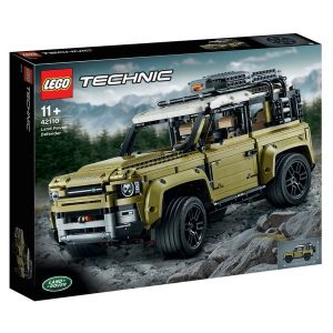LEGO Technic 42110 Land Rover Defender 1 300x300