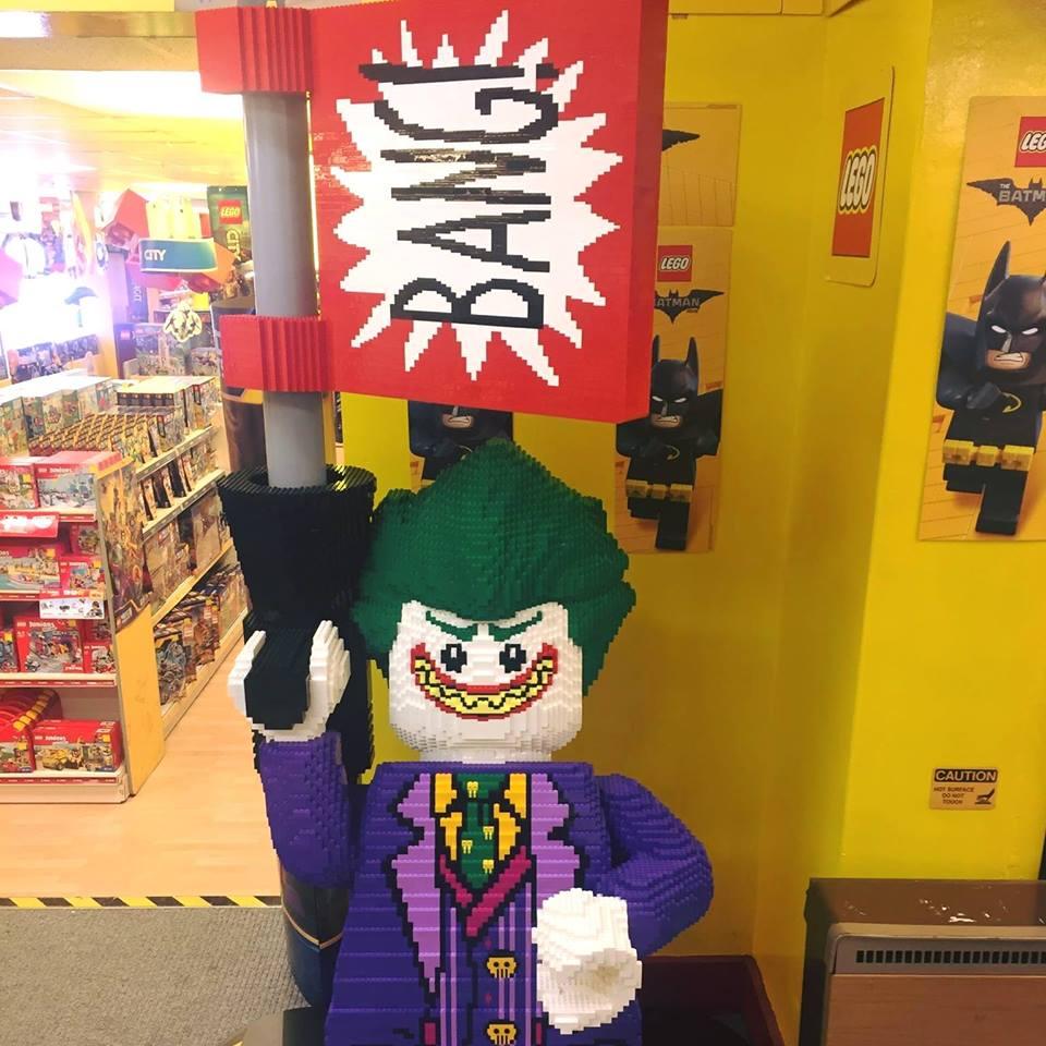 LEGO Toymaster Joker