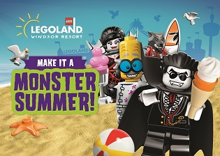 LEGOLAND Monster Summer