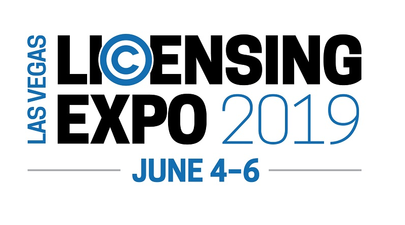 Licensing Expo 2019 Logo