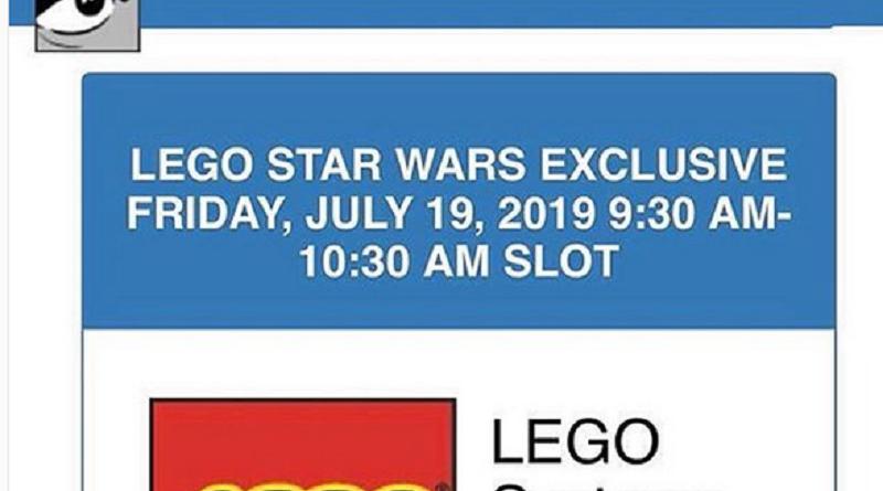 San Dieg Comic Con LEGO Star Wars Featured 800 445 800x445
