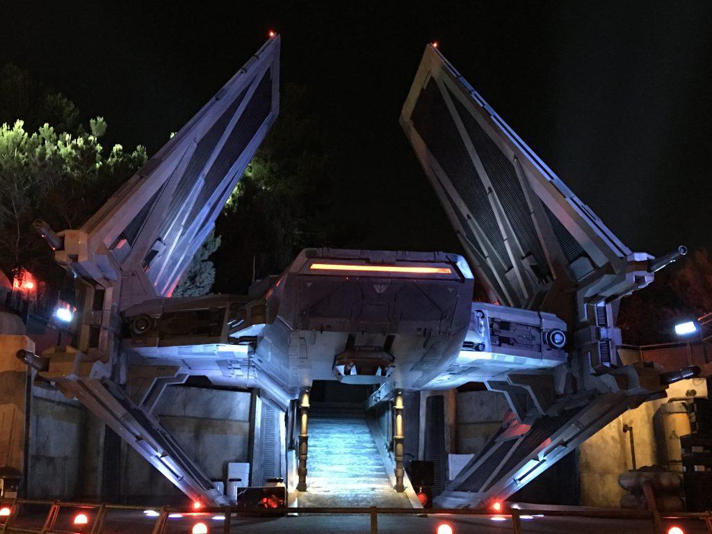 Star Wars Galaxys Edge TIE 1024x768
