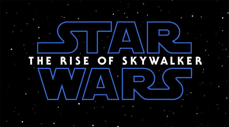 Star Wars The Rise Of Skywalker Logo Featured 800 445 800x445