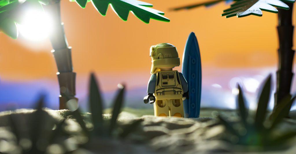 Surfin Trooper WIP