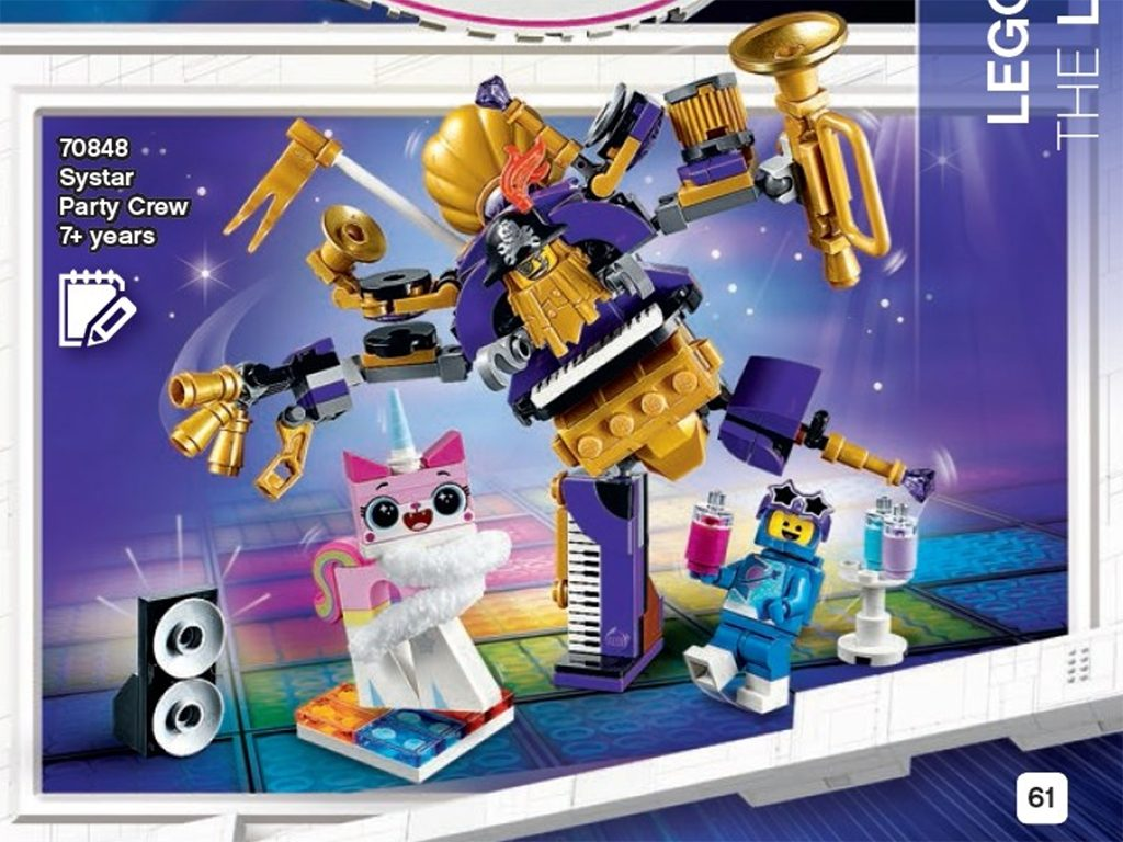 The LEGO Movie 2 70848 Systar Party Crew 1024x768