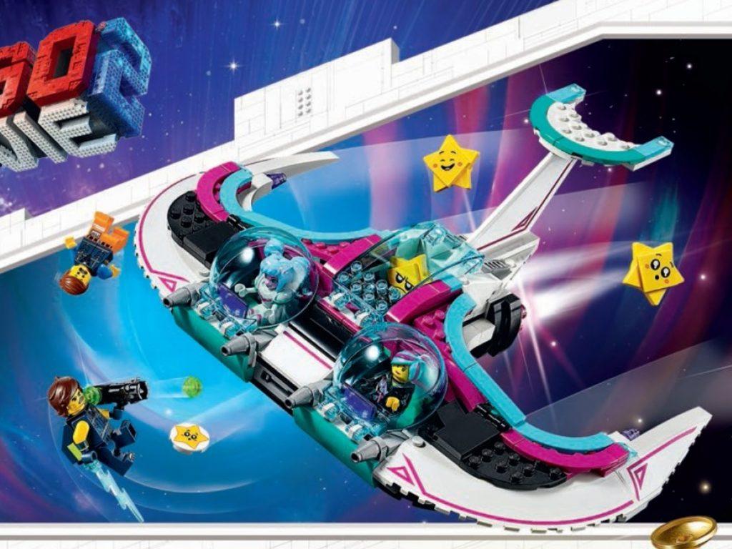 The LEGO Movie 2 70849 Wyld Mayhem Star Fighter 1024x768
