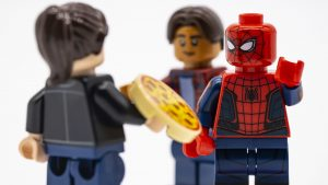 pizza for spiderman