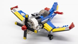 Stunt Plane Low Right 300x169