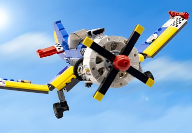LEGO Creator 31094 Race Plane review