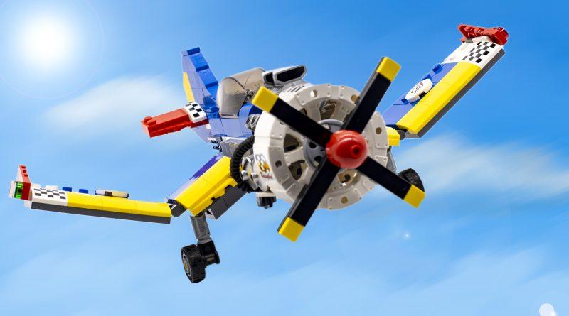 Stunt Plane Sky 800x445